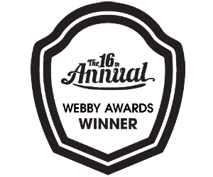 Webby Awards 2012 logo