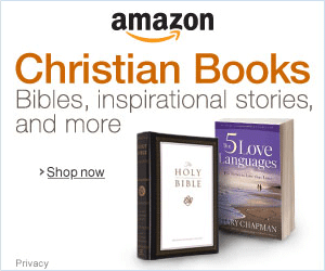Buy Christian books on Amazon