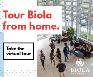 Take a virtual tour of Biola University!