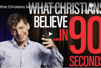Read What do Christians believe?