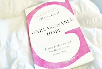 Read Unreasonable Hope: book review