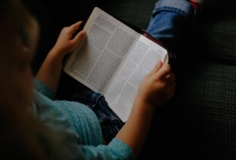 Read How to read the Bible together but not actually be together