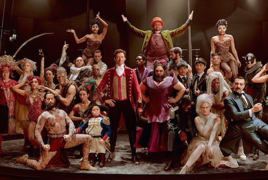 Image: The Greatest Showman