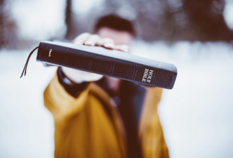 Read Is the Bible worth reading?