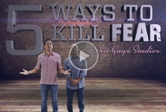 Read Five ways to kill fear