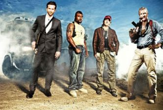 Read Movie Review: The A-Team