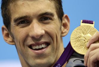 Read How Michael Phelps found purpose