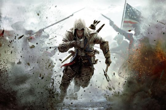 Image: Assassin's Creed III: Game Review