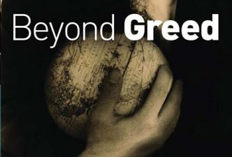 Read Beyond greed