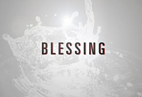 Image: What does 'blessing' mean?
