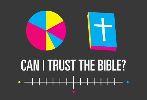 Image: Can I trust the Bible? - Part 1