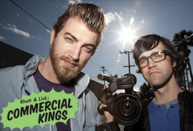 Image: Commercial Kings: TV review
