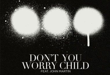 "Image: ""Don't you worry child"""