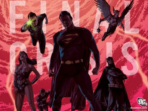 Image: Final Crisis: Submit to the dark side
