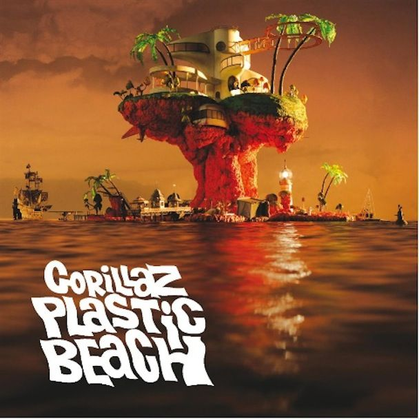 Image: Gorillaz - Plastic Beach Review