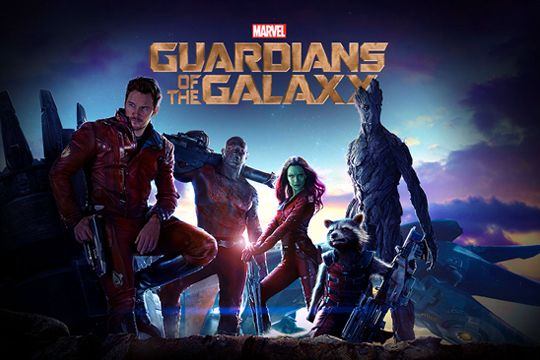 Image: Guardians of the Galaxy: Movie Review