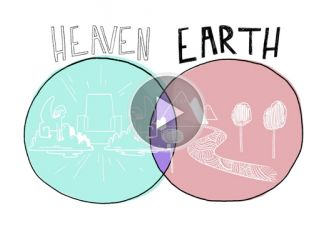 Read The Heaven / Earth Overlap
