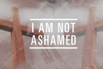 Read I am not ashamed