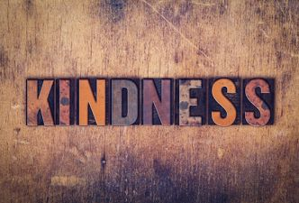 Read Make kindness your cornerstone