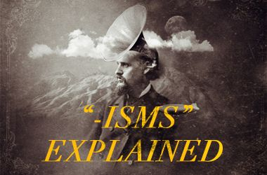 Image: 'Isms' explained