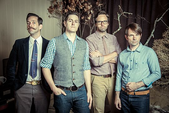Image: Jars of Clay Interview
