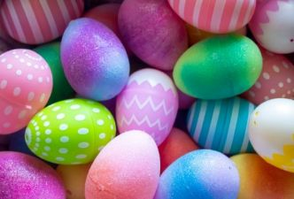Read Why is Jesus like an Easter egg?