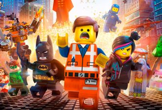 Read The Lego Movie is Awesome