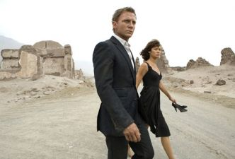 Read James Bond: Quantum of Solace