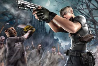 Read Game Review - Resident Evil 4