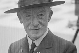 Read Robert Baden-Powell is a Ninja
