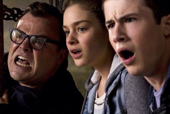 Image: Goosebumps: Movie Review
