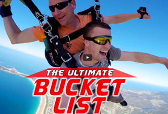 Read The ultimate bucket list