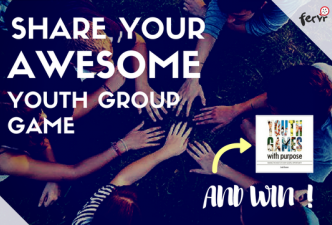 Read Share your awesome youth group game