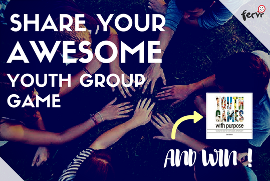 Image: Share your awesome youth group game