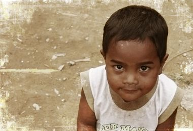 Image: Speaking up for the poor