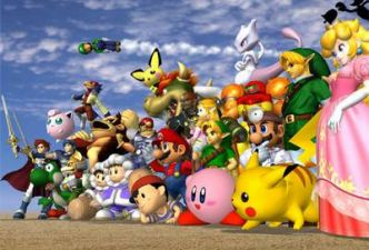 Read Super Smash Bros. Brawl