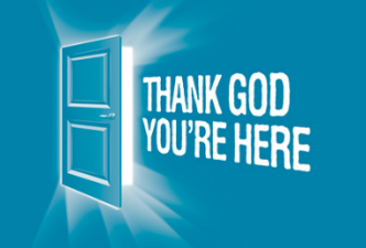 Read Thank God You're Here