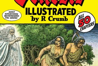 Read The Book of Genesis Illustrated by Robert Crumb