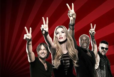 Image: The Voice: TV Review