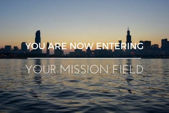 Image: You are a missionary!