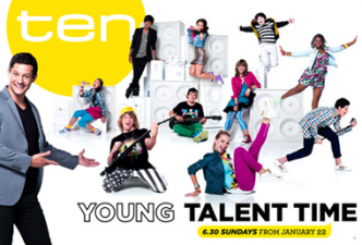 Read Young Talent Time