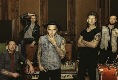 Image: Anberlin: Interview