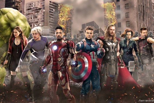 Image: The Avengers: The Age of Ultron Review