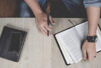 Read How can I get excited about reading the Bible?