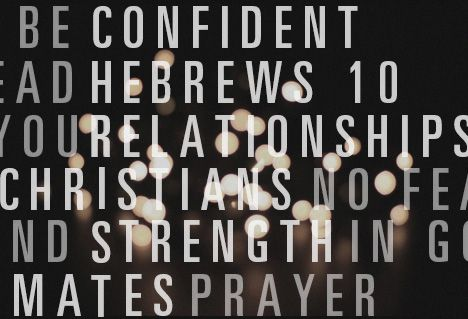 Image: How to become a confident Christian