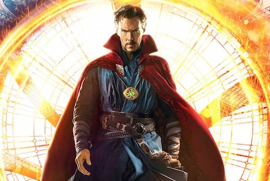 Image: Doctor Strange Review