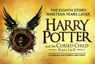 Read Book review: Harry Potter and the Cursed Child