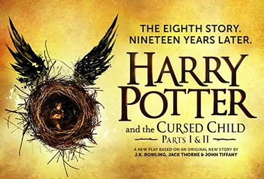 Image: Book review: Harry Potter and the Cursed Child