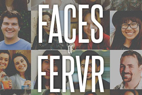 Image: Join the Faces of Fervr