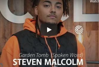 Read Garden tomb (spoken word)